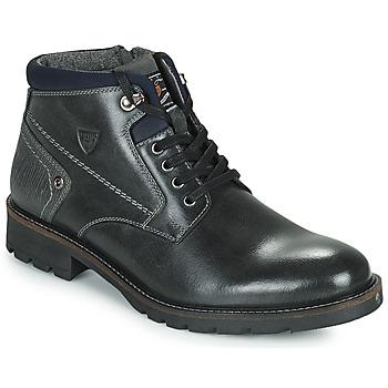 Boty Muži Kotníkové boty Kaporal GAETAN Černá