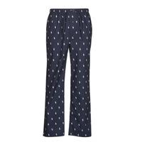 Textil Muži Pyžamo / Noční košile Polo Ralph Lauren PJ PANT SLEEP BOTTOM Tmavě modrá