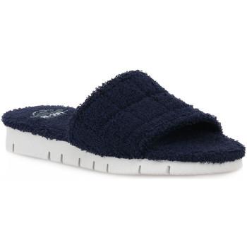 Boty Ženy Papuče Grunland FUXIA G7LOXI Blu