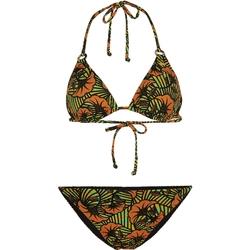 Textil Ženy Bikini O'neill Capri Bondey Fixed Set Vícebarevný