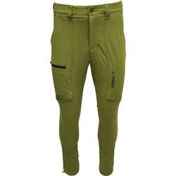 Textil Muži Teplákové kalhoty adidas Originals Terrex Zupahike Hiking Zelená