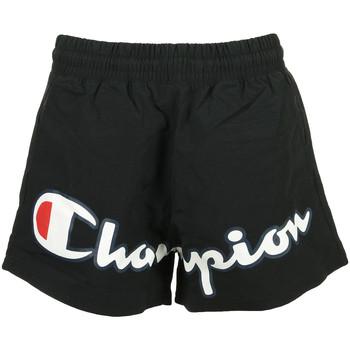 Textil Ženy Kraťasy / Bermudy Champion Short Wn's Černá