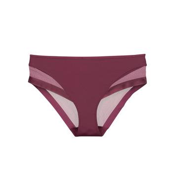 Spodní prádlo Ženy Kalhotky DIM GENEROUS CLASSIC Fialová