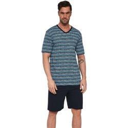 Textil Muži Pyžamo / Noční košile Cornette Pánské pyžamo 330/18