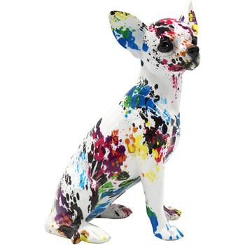 Bydlení Sošky a figurky Signes Grimalt Chihuahua. Negro