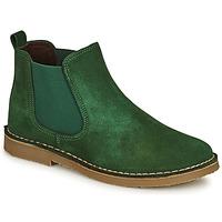 Boty Děti Kotníkové boty Citrouille et Compagnie HOVETTE Zelená