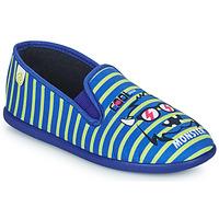 Boty Chlapecké Papuče Citrouille et Compagnie PAKITEL Modrá