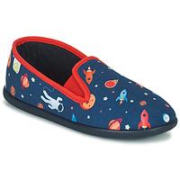 Boty Chlapecké Papuče Citrouille et Compagnie PAKITEL Tmavě modrá