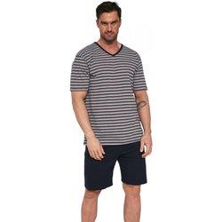 Textil Muži Pyžamo / Noční košile Cornette Pánské pyžamo 330/17