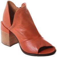 Boty Ženy Polokozačky Rebecca White T0504  Rebecca White  D??msk?? kotn??kov?? boty z telec?? k??e v kor??