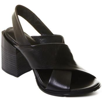 Boty Ženy Nízké kozačky Rebecca White T0507  Rebecca White  Elegantn?? ?ern?? kotn??kov?? boty z telec?? k??