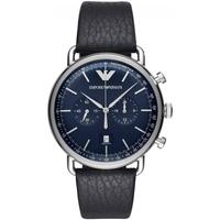 Hodinky & Bižuterie Muži Ručičkové hodinky Armani Aviator AR11105 Quarz