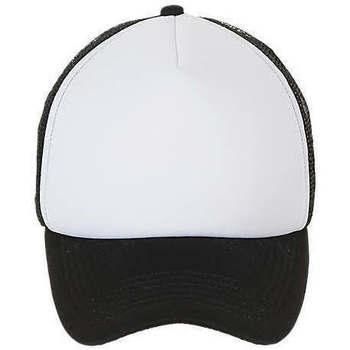 Textilní doplňky Čepice Sols BUBBLE Blanco Negro Negro