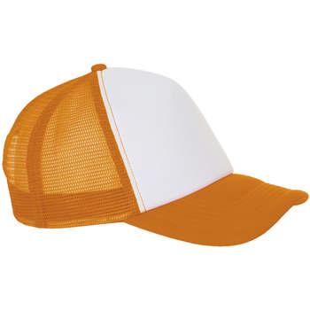Textilní doplňky Čepice Sols BUBBLE Blanco Naranja Fluor Naranja