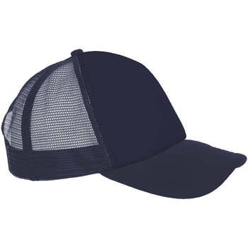 Textilní doplňky Kšiltovky Sols BUBBLE French Marino Azul