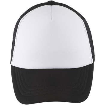 Textilní doplňky Kšiltovky Sols BUBBLE KIDS Blanco Negro Negro
