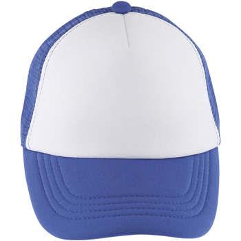 Textilní doplňky Kšiltovky Sols BUBBLE KIDS Blanco Azul Royal Azul