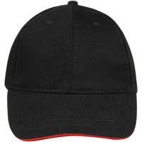 Textilní doplňky Kšiltovky Sols BUFFALO Negro Rojo Multicolor