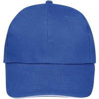 Textilní doplňky Kšiltovky Sols BUFFALO Azul Royal Blanco Multicolor