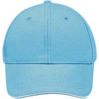 Textilní doplňky Kšiltovky Sols BUFFALO Azul Turquesa Blanco Multicolor