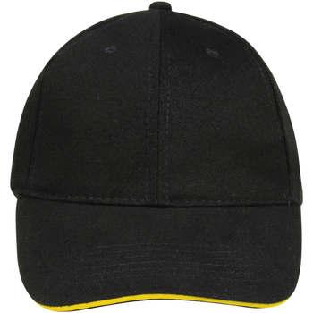 Textilní doplňky Kšiltovky Sols BUFFALO Negro Amarillo Multicolor