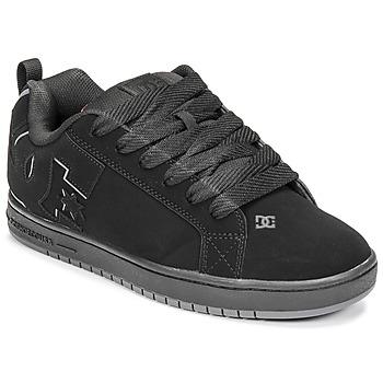 Boty Muži Skejťácké boty DC Shoes COURT GRAFFIK Černá / Červená