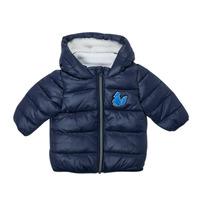 Textil Chlapecké Prošívané bundy Carrément Beau AMANDE Tmavě modrá