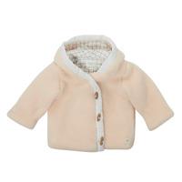 Textil Chlapecké Kabáty Carrément Beau AMARANTE Bílá