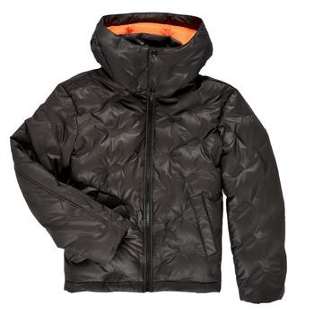 Textil Chlapecké Prošívané bundy Diesel JTHERMO Černá