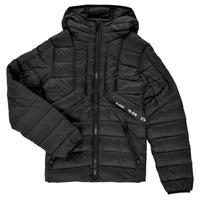 Textil Chlapecké Prošívané bundy Diesel JDWAIN Černá