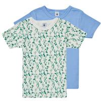 Textil Chlapecké Trička s krátkým rukávem Petit Bateau LOLITA