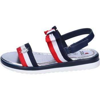 Boty Dívčí Sandály Joli BJ998 Modrý