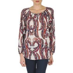 Textil Ženy Halenky / Blůzy Antik Batik BARRY Oranžová