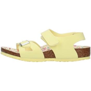 Boty Dívčí Sandály Birkenstock 1019683 Žlutá