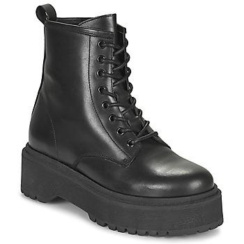 Boty Ženy Kotníkové boty Betty London PICARLA Černá