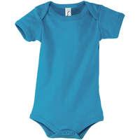 Textil Chlapecké Tílka  Sols BAMBINO AQUA Azul