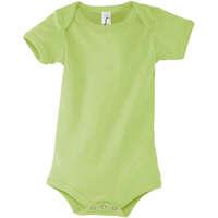 Textil Chlapecké Tílka  Sols BAMBINO VERDE MANZANA Verde