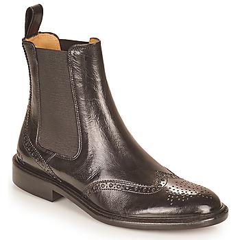 Boty Ženy Kotníkové boty Melvin & Hamilton SALLY 112 Černá