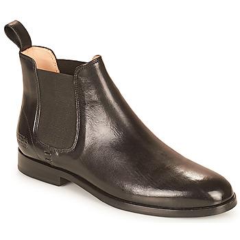 Boty Ženy Kotníkové boty Melvin & Hamilton SUSAN 10 Černá