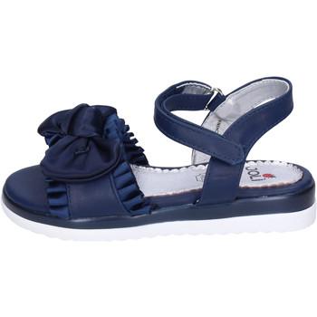 Boty Dívčí Sandály Joli  Modrá