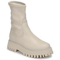 Boty Ženy Kotníkové boty Bronx GROOV Y Bílá