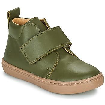 Boty Chlapecké Kotníkové boty Citrouille et Compagnie FOJAMO Khaki