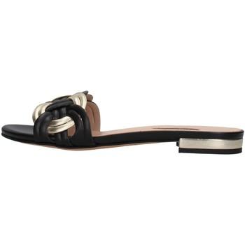 Boty Ženy Dřeváky Albano 8115 Černá