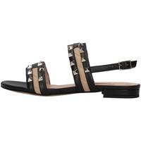 Boty Ženy Sandály Albano 8116 Černá