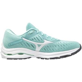 Boty Ženy Běžecké / Krosové boty Mizuno Wave Rider 24 Bledě zelené