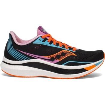 Boty Ženy Běžecké / Krosové boty Saucony Endorphin Pro Černé