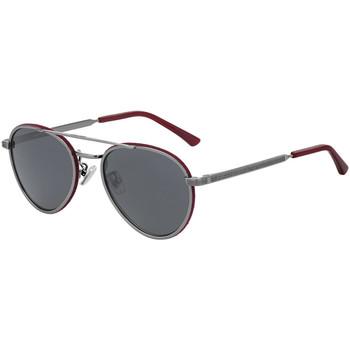 Hodinky & Bižuterie Muži sluneční brýle Jimmy Choo  Červená