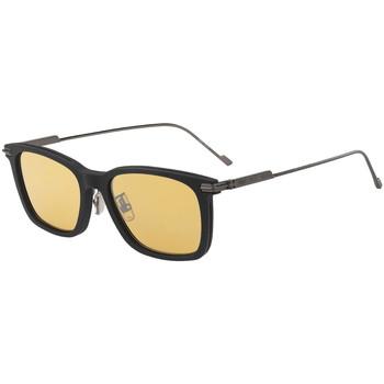 Hodinky & Bižuterie Muži sluneční brýle Jimmy Choo  Žlutá