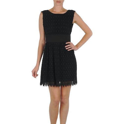 Textil Ženy Krátké šaty Eleven Paris DEMAR Černá
