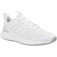 Boty Děti Běžecké / Krosové boty adidas Originals Fluidstreet Bílé